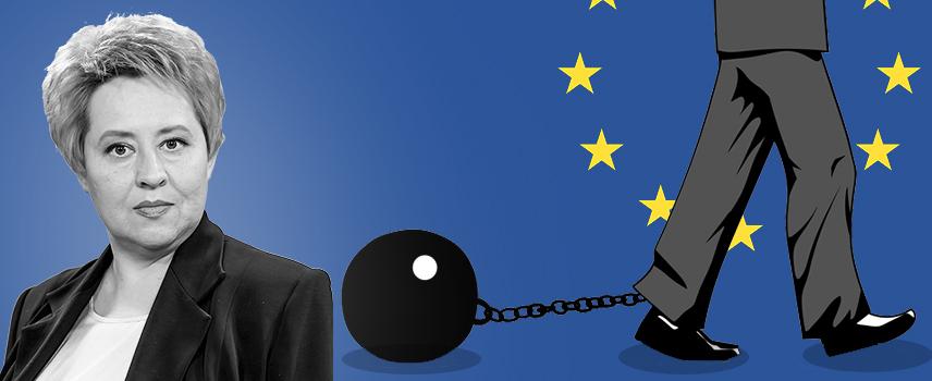 Наталья Мильчакова (заместитель директора аналитического департамента «Альпари»): Станут ли россияне изгоями в банковской системе ЕС?