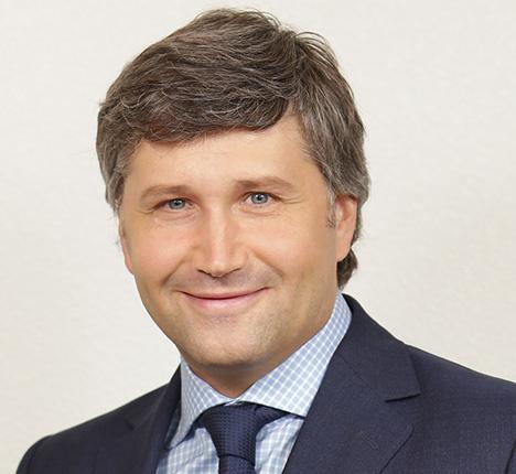 фото председателя правления банка