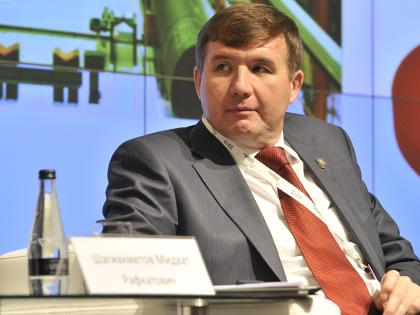 Уволен руководитель Нацбанка Татарстана Мидхат Шагиахметов