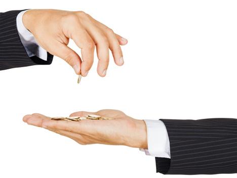 Микрокредит из рук в руки