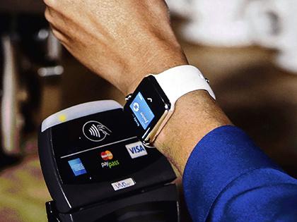 Apple Pay доступен покартам Visa Альфа-Банка