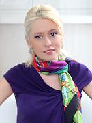 Актриса Юлия Ауг заставляла дочь собирать милостыню
