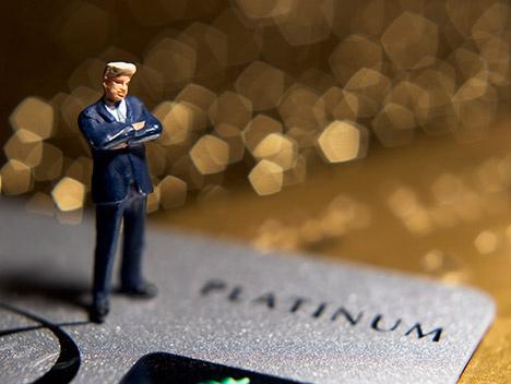система кредитных карт с льготным